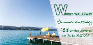 Werzers - Wallerwirt Sommerausklang