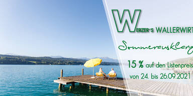 Sommerausklang am Wörthersee