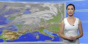 So wird das Wetter am Dienstag