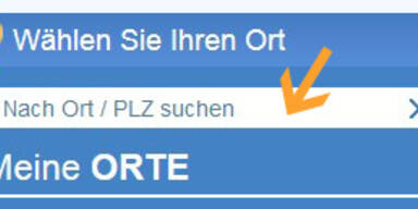 Widget Suche Redesign 2015