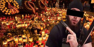 Wien-Terror: Erster Komplize des Attentäters vor dem Richter
