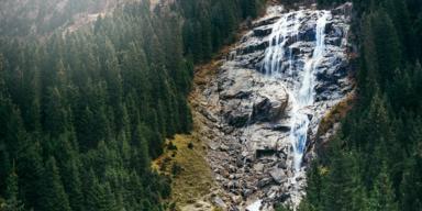 Stubai - Tirol-CH - Wetter.at - ADV - Grawa Wasserfall