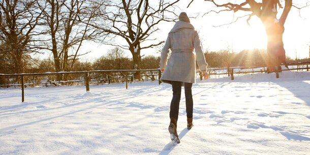 Wintereinbruch: Jetzt ist Schnee im Anmarsch