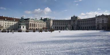 Winter Wien Schnee
