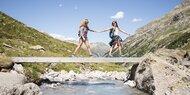 Weibsbilder Tour - das Bergabenteuer für Mädls