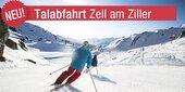 Österreichs längste Talabfahrt im Zillertal