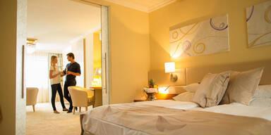 Hotel Leitner Zimmer