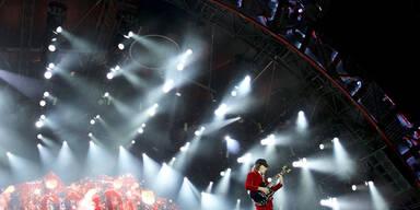 AC/DC starteten ihre Tour in Sydney mit einer bombastischen Show