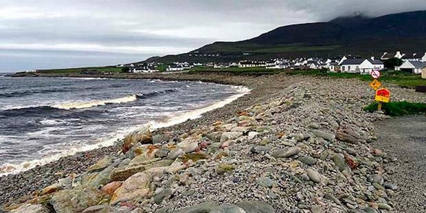 Rückkehr nach 30 Jahren Der verschollene Strand von Achill Island