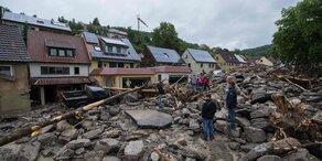 Weitere Unwetter wüten in Deutschland