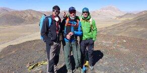 Blinder Österreicher bezwingt Mount Everest