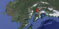 Schweres Erdbeben in Alaska löst Tsunami-Warnung aus