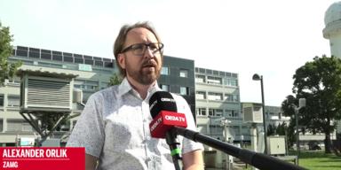 Alexander Orlik über die Unwetter in ganz Österreich