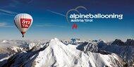 Ballonfahren in den Alpen - Lebe Deinen Traum