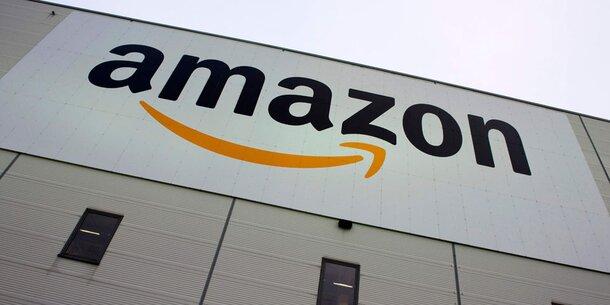 Amazon-Lager stürzt ein: Zwei Tote