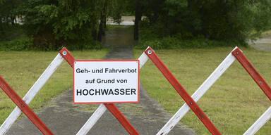 Hochwasser in Amstetten