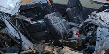Schwerer Unfall bei Amstetten