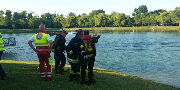 28-Jähriger im Badesee ertrunken