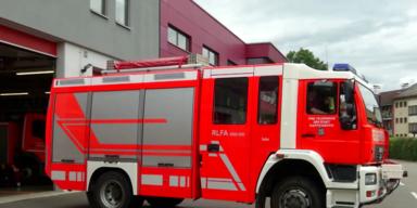 Hollabrunn: Feuer brach in Mittelschule aus