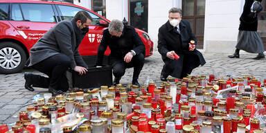 Stadt Wien errichtet Gedenkstein für Terroropfer