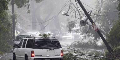 65 Millionen Menschen sind vom Hurrikan betroffen