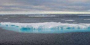 Arktis-Eis weiter auf Rekordminimum