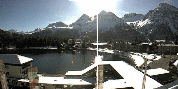 Kälte-Rekord in der Schweiz