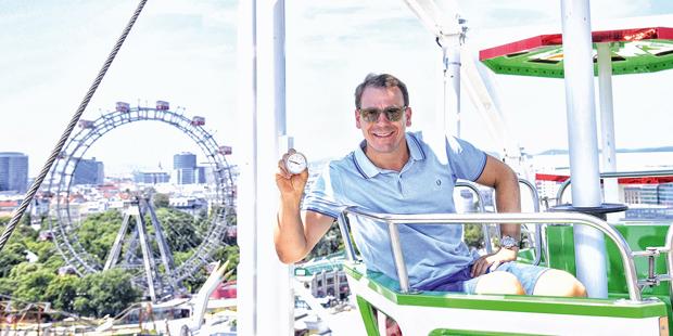 Prater-Chef Stefan Sittler-Koidl