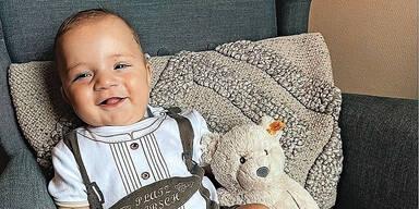 Spender gesucht für Baby (8 Monate)