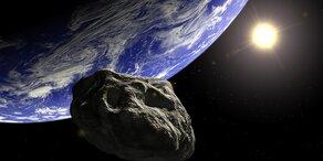 """Hawking: Asteroiden """"eine der größten Bedrohungen"""""""
