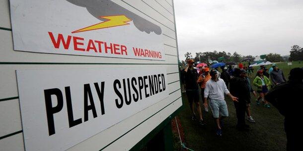 GolfTopfavorit Johnson muss beim US-Masters nach Treppensturz passen