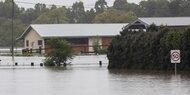 Katastrophale Überschwemmungen in Australien
