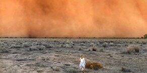 Australien: Sturm-Apokalypse nach Feuer