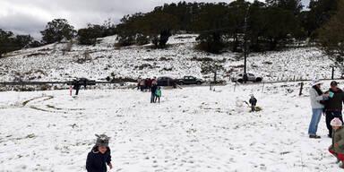 Australien Winter
