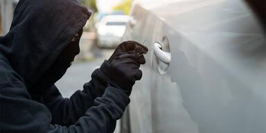 Autodiebe europaweit im Visier - Mehrere Festnahmen in Österreich