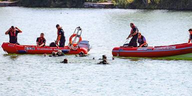 Badegast in See in Oberösterreich vermisst