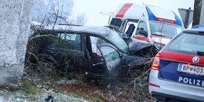 Schnee-Chaos fordert ersten Toten