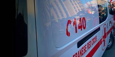 Gürtel-Crash: PWK raste in Motoradfahrer
