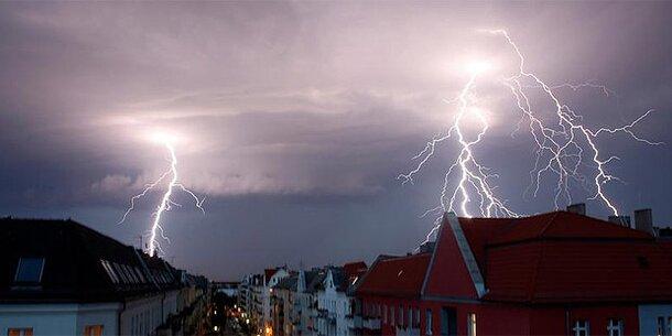 Hintergrund: So entstehen Unwetter