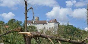 Tornado wütete in Waidhofen an der Thaya