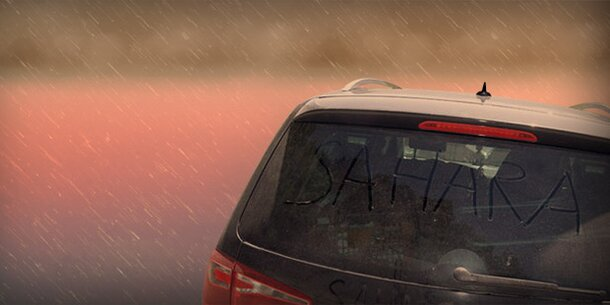 "Sahara-Staub bringt uns ""Blutregen"" :: wetter.at"