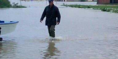 Hochwasser Bosnien