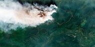 Feuer: Arktis brennt! Brände beschleunigen Klimaerwärmung
