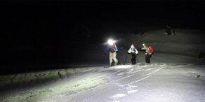 Handy-App führt Wanderer in Bergnot