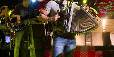 Andreas Gabalier rockt Wien
