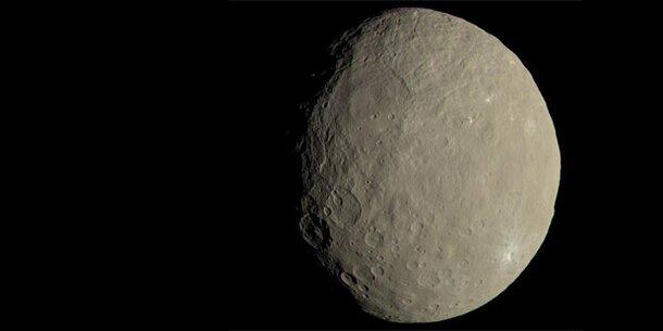 Spuren von möglichem Leben auf Ceres entdeckt