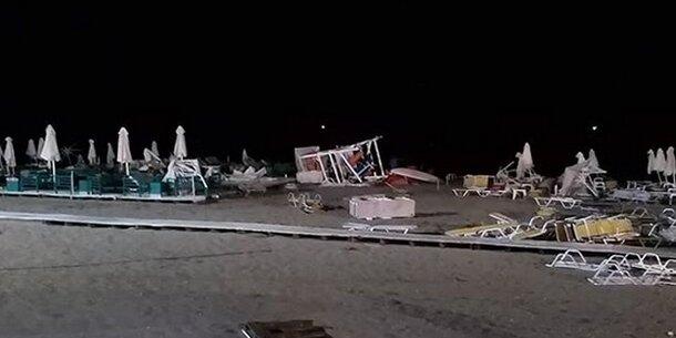 Weiteres Todesopfer nach Hagelsturm in Griechenland gefunden