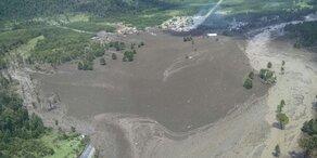Erdrutsch in Chile: Mehrere Tote