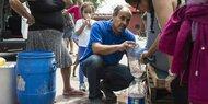 Chile: Hauptstadt ohne Trinkwasser