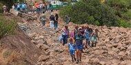 Hochwasser-Katastrophe in Chile: Mehrere Tote